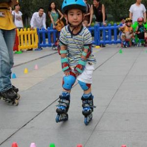 The price of roller skating is not always rising because new neodymium skates cheaper, better, faster