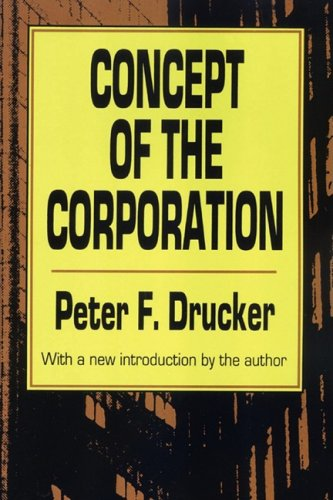 Concept of the Corporation -