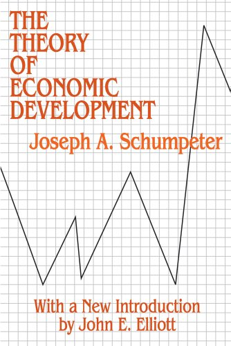 The Theory of Economic Development - An Inquiry into Profits, Capital, Credit, Interest, and the Business Cycle (Social Science Classics)