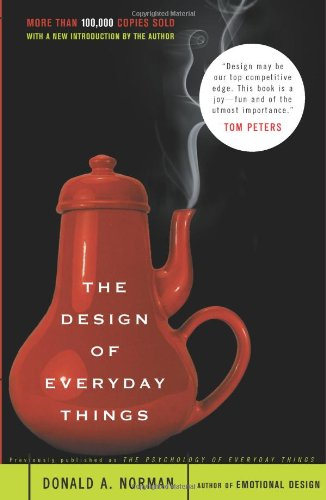 The Design of Everyday Things -