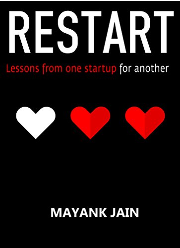 Restart - Lessons from one startup for another
