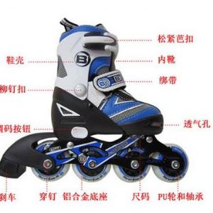 How can we pick a pair of suitable roller skates