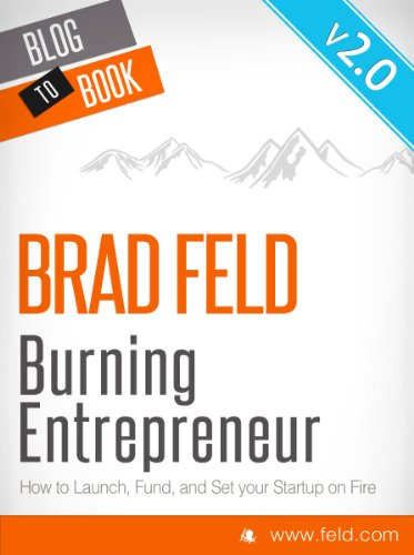 Burning Entrepreneur: How to Launch, Fund, and Set Your Start-Up On Fire!