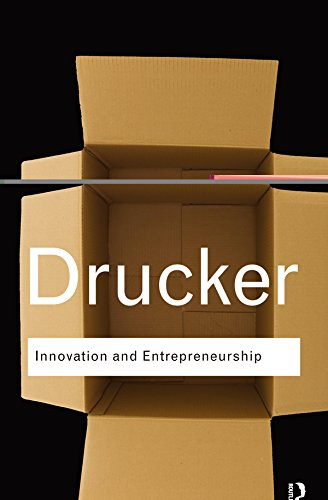 Innovation and Entrepreneurship -