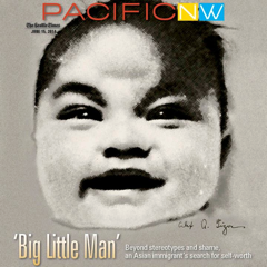 Pacific Northwest Magazine cover