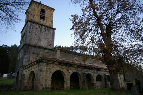 Iglesia Santa Marina de Udalla