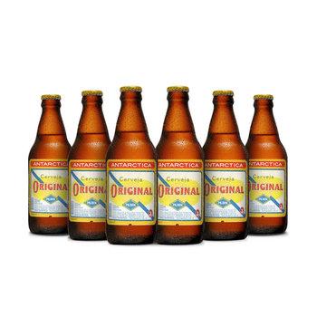 Cerveja Original  300ml  Caixa com 06 unidades