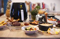 There are so many foods you can cook in an airfryer.