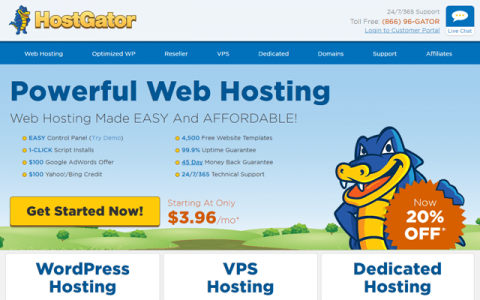 hostgator expert hosting review