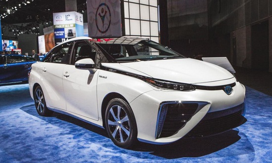 2016 Toyota Mirai Price and Release Date