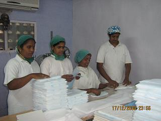 Sanitary-Napkin-Production