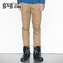 优默夏装新款2014印花 男士短袖t恤 纯棉半袖男装韩版修身针织T恤