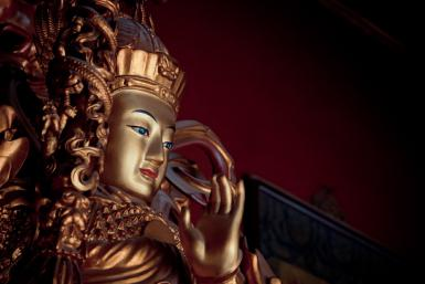 golden-icon-china.jpg - © Pan Hong / Getty Images