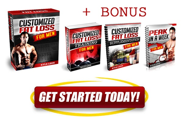 Kyle Leon customized fat loss for men free download