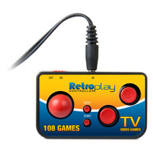 Retro Play Controller with 108 Built in Games