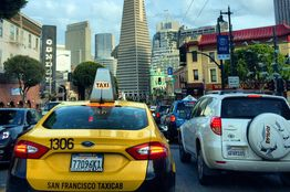 Biggest San Francisco Taxi Operator Files for Chapter 11