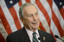 Voters React to Possibility of a Bloomberg Run