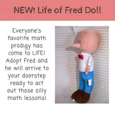 Life of Fred Doll