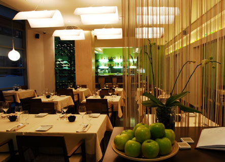 Segal Restaurant (Segal Étterem) in Budapest in Concierge Hotel