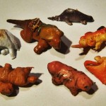 melted animals