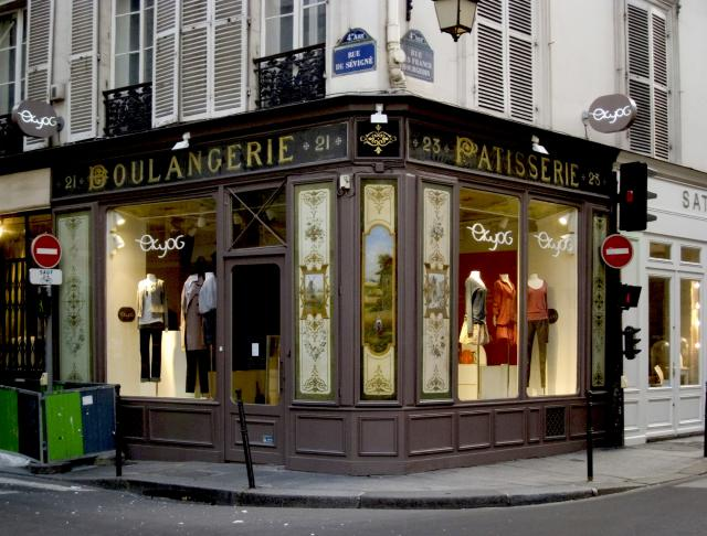 In the Marais, old traditional shops have been retrofitted into chic boutiques . - Groum/Some rights reserved under the Creative Commons license.