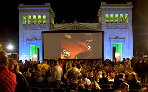 Outdoor cinema: Whats on guide for student events in July