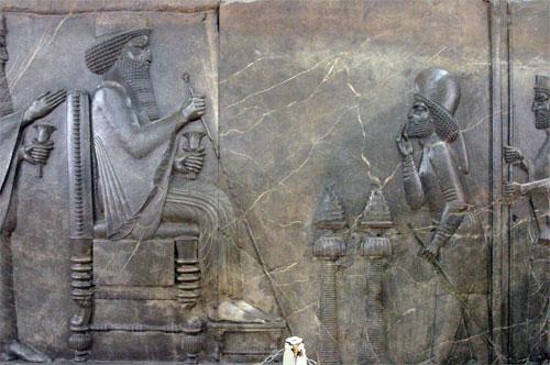 دفتر و نقاشی شاهان
