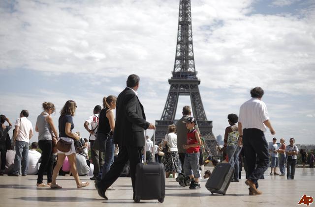 Turismo en Paris