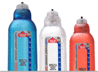 Bathmate Red, Clear and Blue