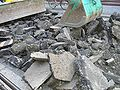 Broken concrete road.JPG