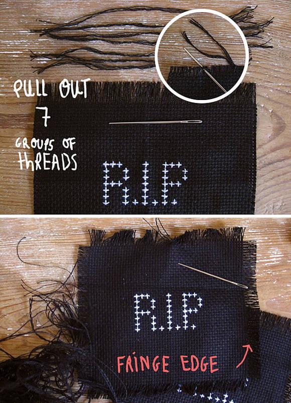 DIY RIP Coasters