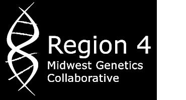 Region 4 Genetics Collaborative Logo