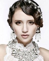 新娘妆造型