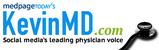 KevinMD logo - transparent
