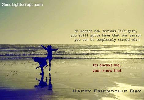 Friendship Day 2016 Messages