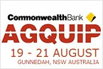 Australia's premier industry field day event, the 2015 Commonwealth Bank AgQuip.