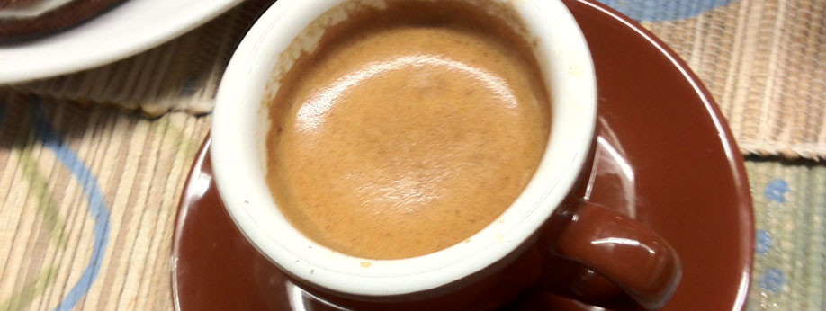 Espresso Doppio