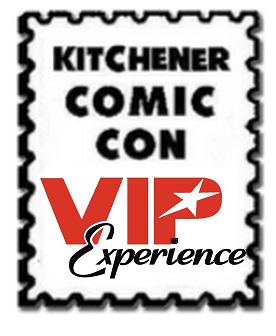 Kitchener Comic Con - 2015 VIP Membership - Click Image to Close