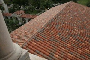 Clay Tile roof Florida