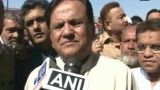 Ahmed Patel disagrees with Sumitra Mahajan�s statement over reservation�policy