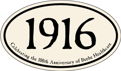 Beebe Healthcare 1916