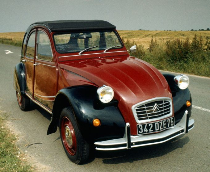 Citroëm CV Charleston