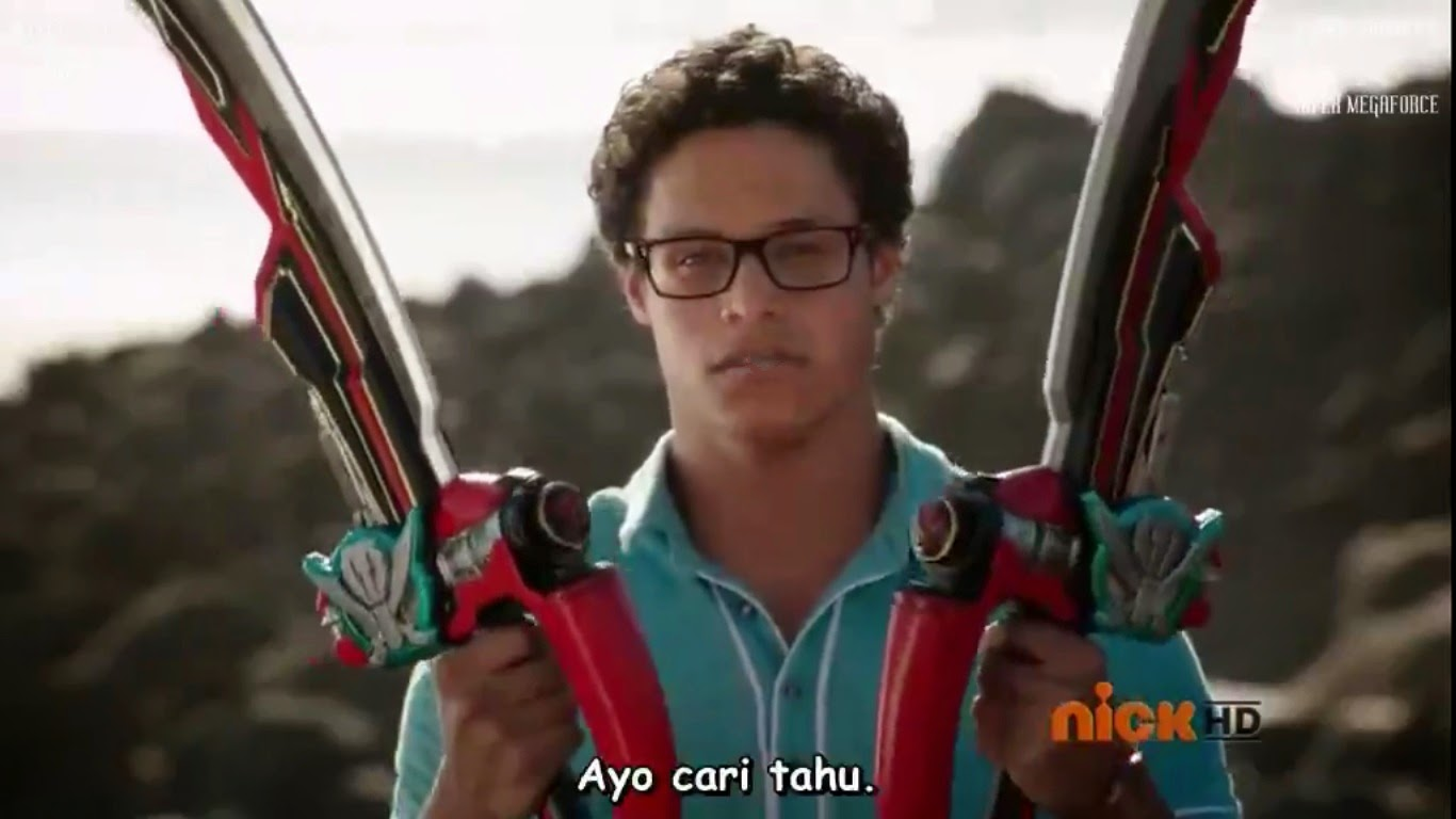 Power Rangers Super Megaforce Episode 01 – 20 Subtitle Indonesia