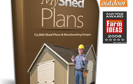 My Shed Plans Review – Are These 12,000 Shed Plans Unique?