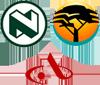 nedbank, fnb and absa