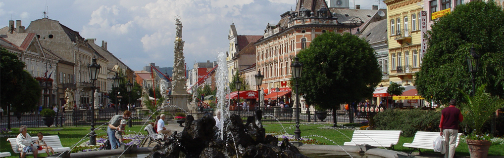 Hlavna ulica is the hearth of Kosice and it is the oldest part of the city.