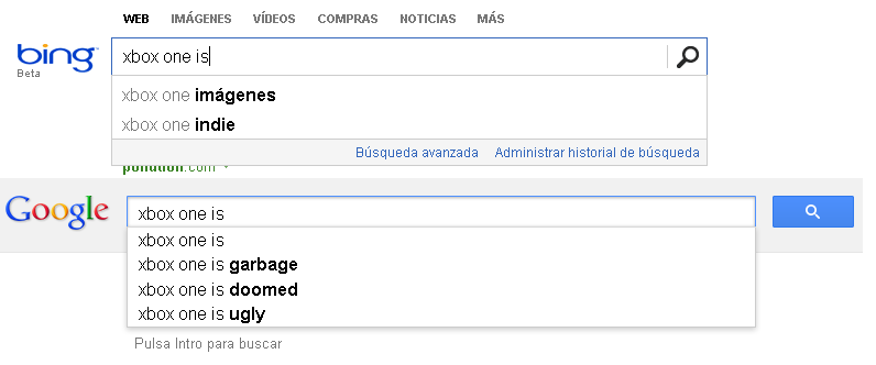 bing-google-comparativa