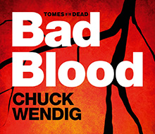 Bad Blood (Tomes Of The Dead, Coburn #2)
