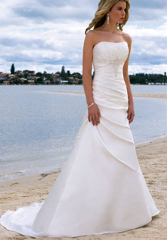 Beach Wedding dress ideas
