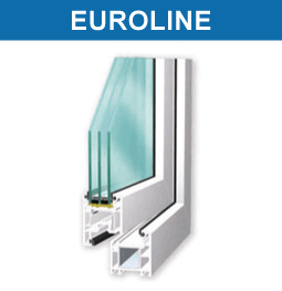 ПВХ профиль Veka Euroline (Века Евролайн)